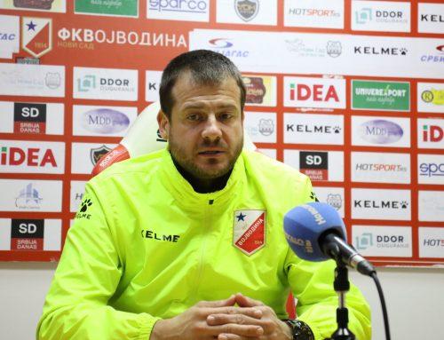 Лалатовић: Одиграли смо као да се ми боримо за опстанак