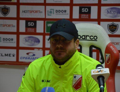 Лалатовић: Партизан и ми смо стари ривали…