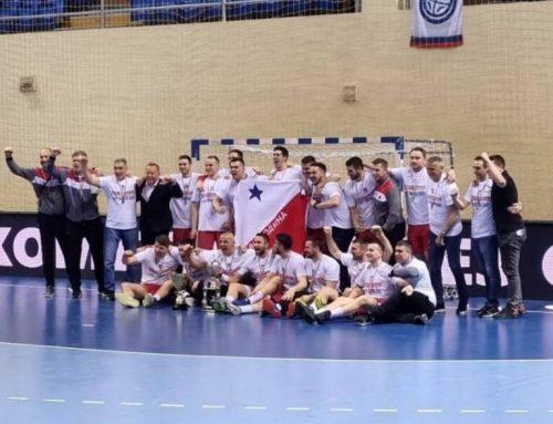 Рукометни клуб Војводина освојио Куп Србије!