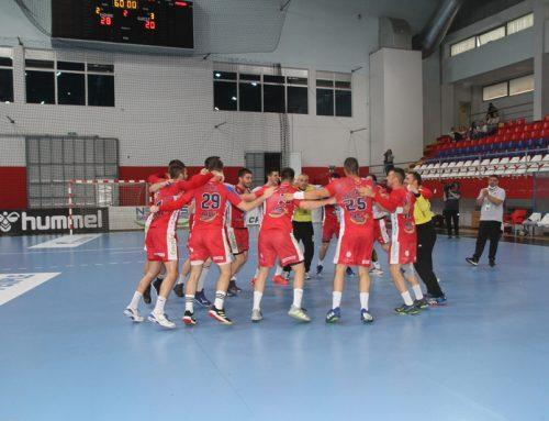 Рукометаши Војводине освојили осму узастопну титулу!