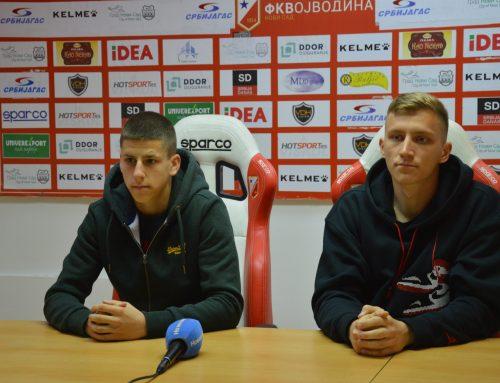 Милетић и Тороман: У Шабац по победу и треће место