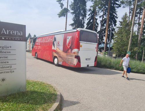 Воша допутовала у Словенију