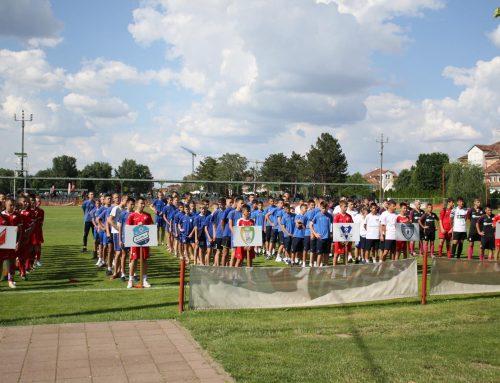 "Отворен 39. меморијални турнир ""Стеван Нештицки"", две победе Воше за полуфинале"