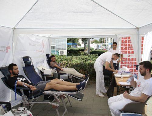 Сакупљена крв за спас 126 људи!