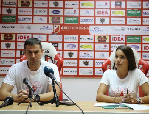 Ђорђевић: Као да је 0:0, идемо на победу и пролаз уз подршку наших навијача