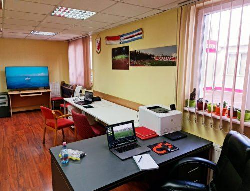 Analitički centar FK Vojvodina – u korak sa velikim evropskim klubovima