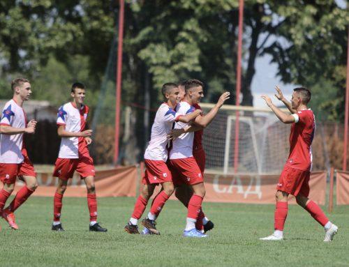 Omladinci otvorili sezonu pobedom nad OFK Beogradom