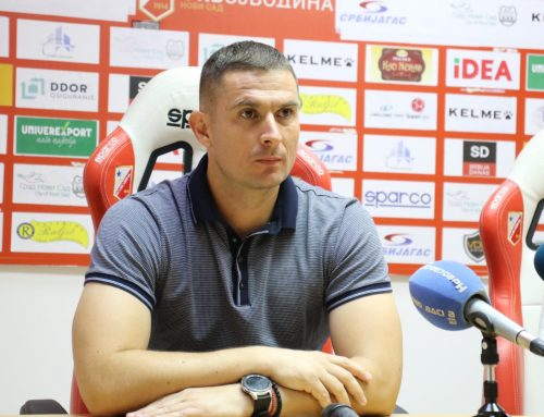 Ђорђевић: ЛАСК има озбиљан тим, уз навијаче до позитивног резултата