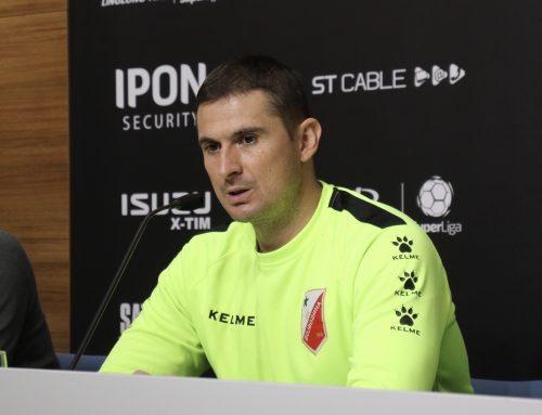 Ђорђевић: Кажњени смо за велики промашај, заслужили смо бод