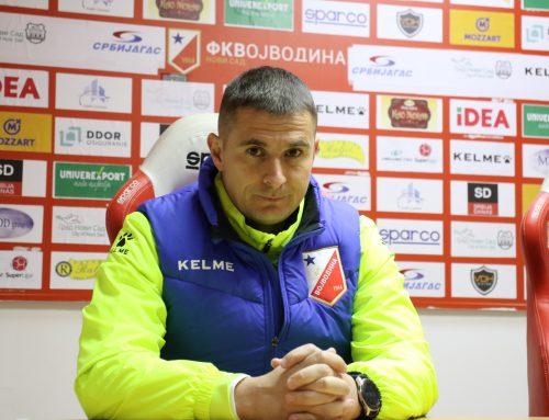 Ђорђевић: Озбиљно смо схватили утакмицу
